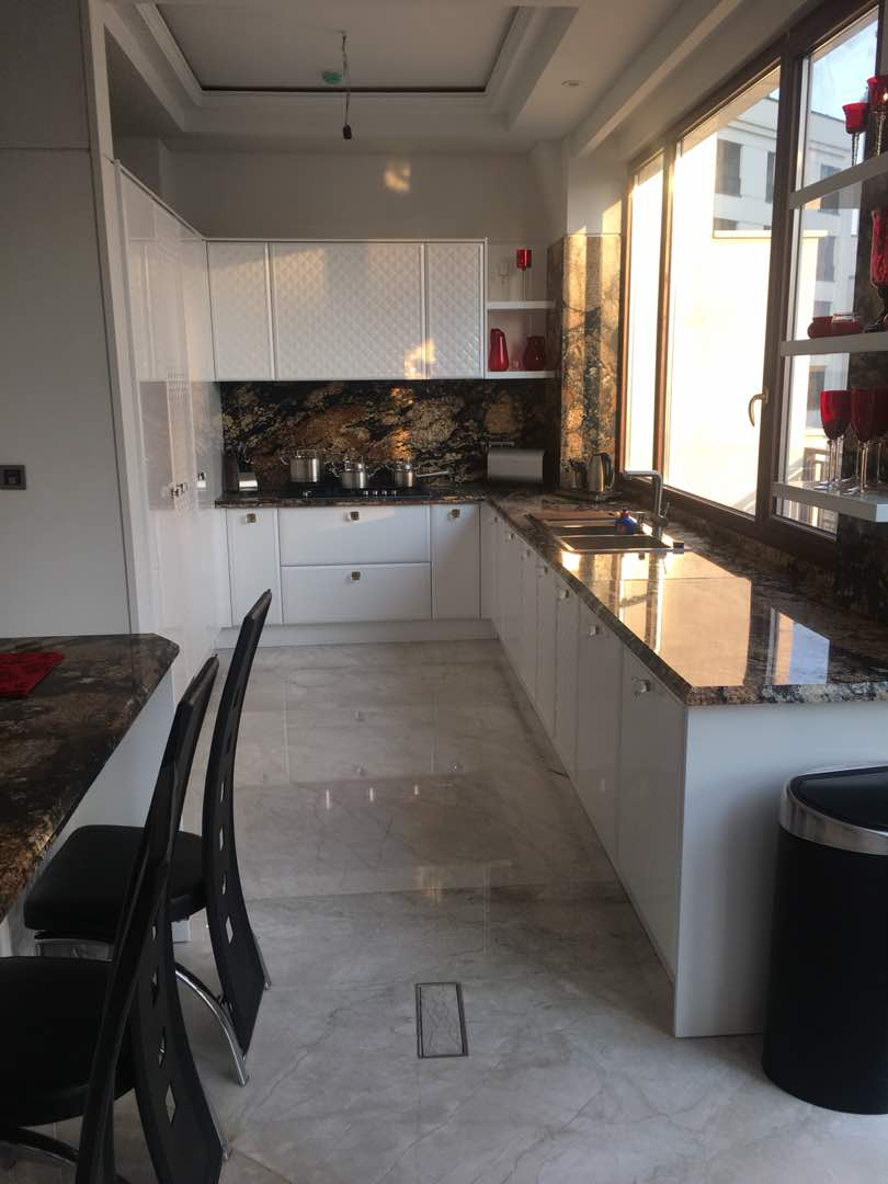 Furnished Apartment in Elahiyeh ID 23 8