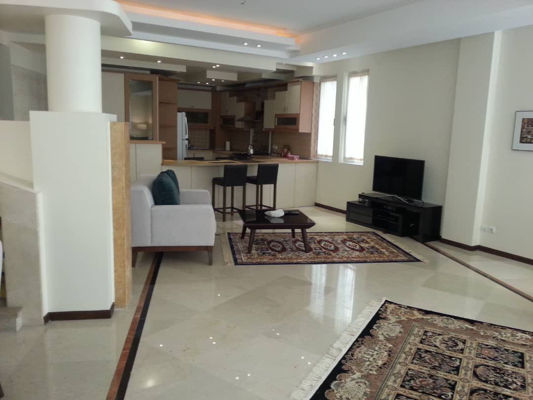 Furnished Apartment in Elahiyeh ID 61 2