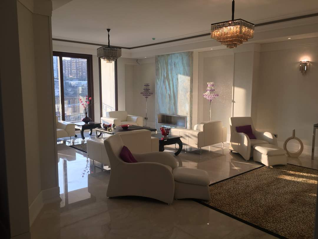 Furnished Apartment in Elahiyeh ID 23 6