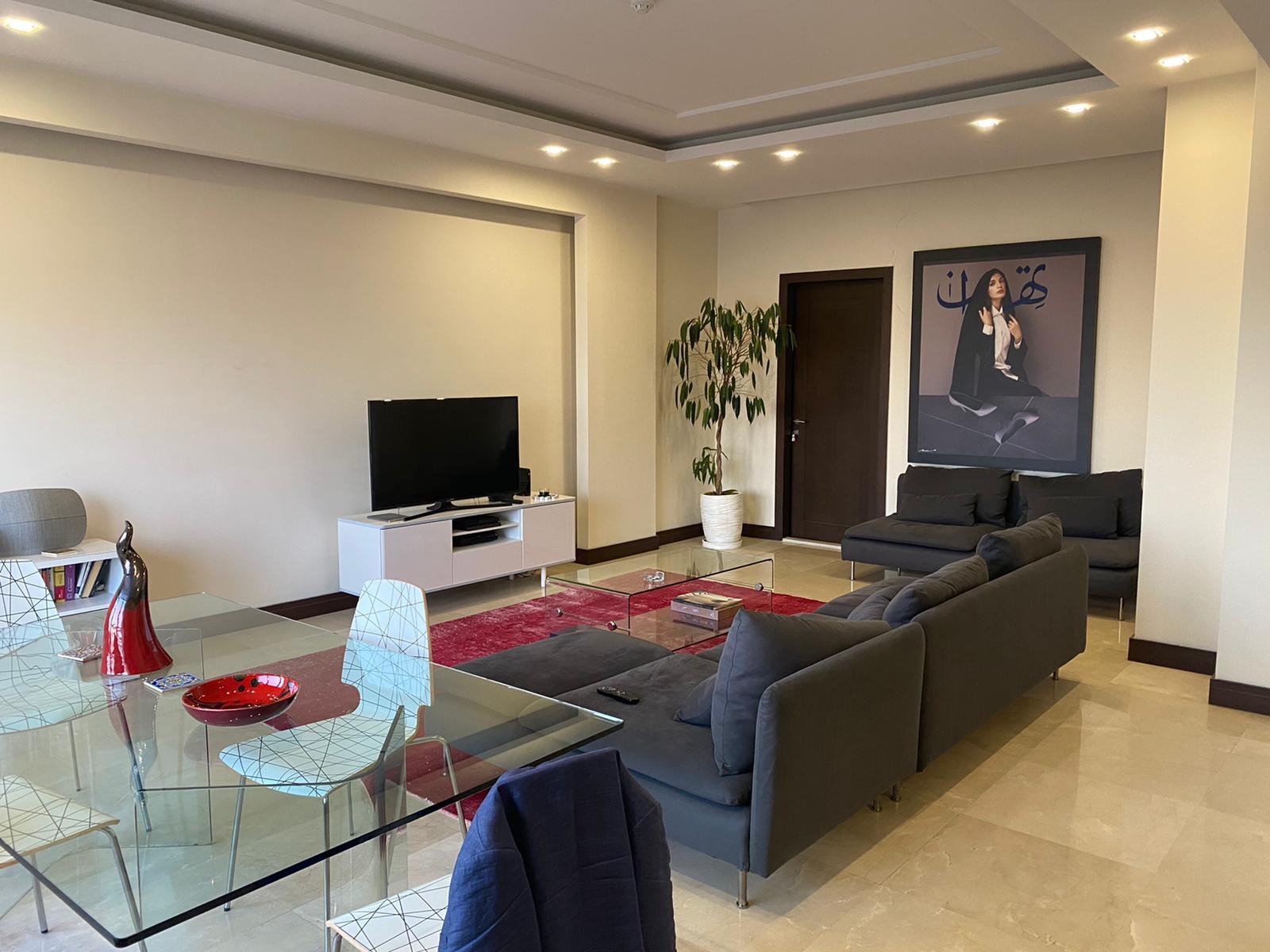 Furnished Apartment in Kamranieh ID 162 0
