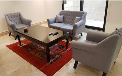 Furnished Apartment in Mahmoodiyeh ID 171