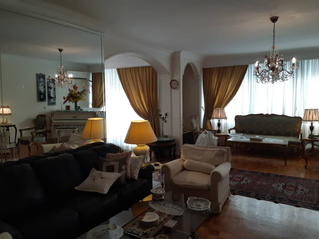 Furnished Apartment in Shahrak gharb ID 173 2
