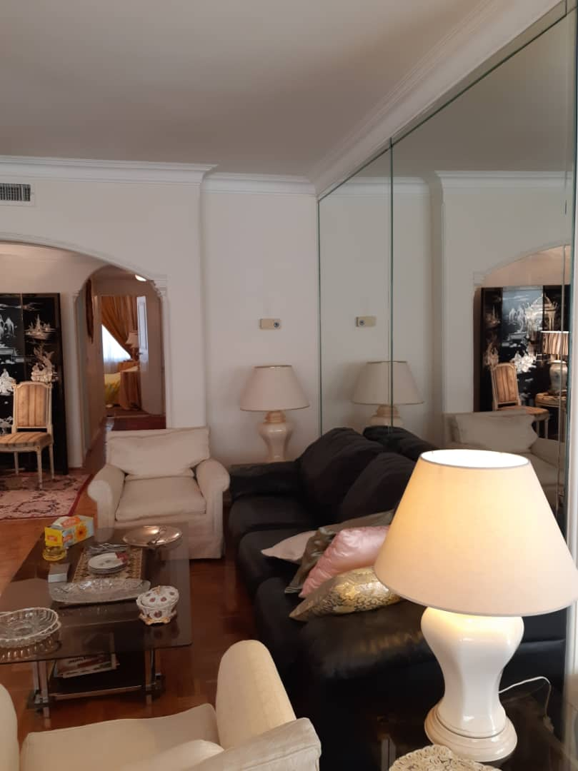 Furnished Apartment in Shahrak gharb ID 173 8