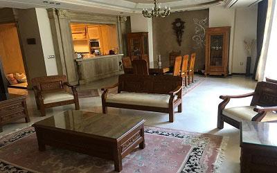 Furnished Apartment in Niavaran ID 178