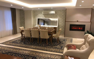 Furnished Apartment in Darrous ID 185