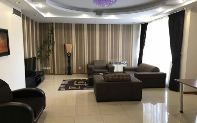 Furnished Apartment in Vanak ID 187