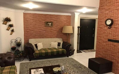 Furnished Apartment in Shahrak gharb ID 196