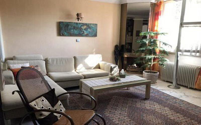 Furnished Apartment in Shahrak gharb ID 198