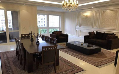 Furnished Apartment in Elahiyeh ID 209