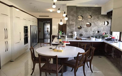 Furnished Apartment in Ajudaniye ID 237