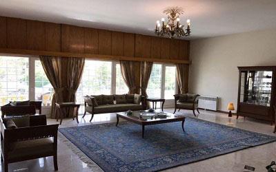 Furnished Villa in Shahrak gharb ID 245