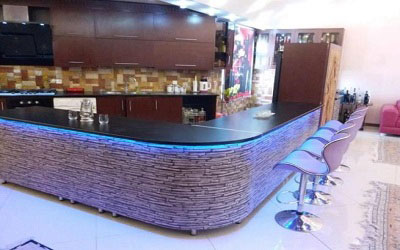 Furnished Apartment in Mirdamad ID 250