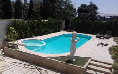 Furnished Apartment in Shahrak gharb ID 265