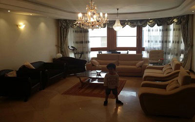 Furnished Apartment in Elahiyeh ID 269