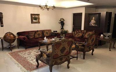 Furnished Apartment in Zafaraniyeh ID 271
