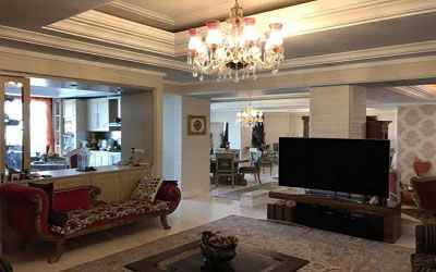 Furnished Apartment in Elahiyeh ID 273