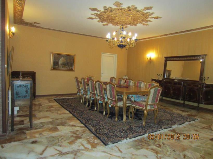 Furnished Villa in Zafaraniyeh ID 281 - triplex 1