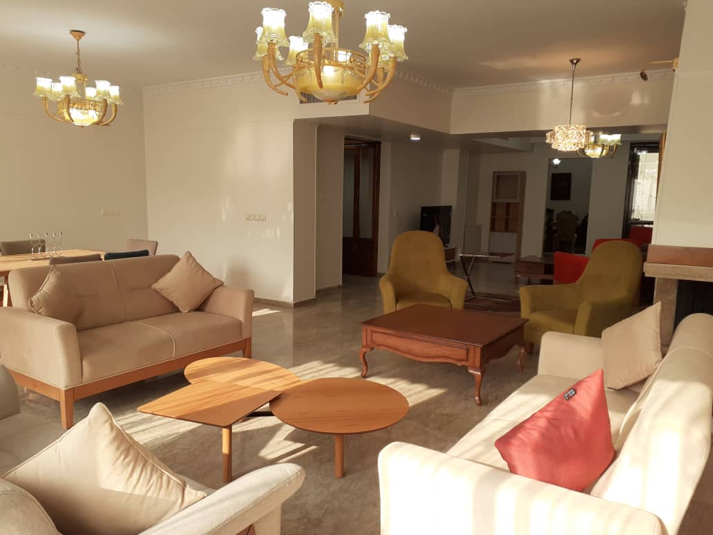 Furnished Apartment in Elahiyeh ID 284 0