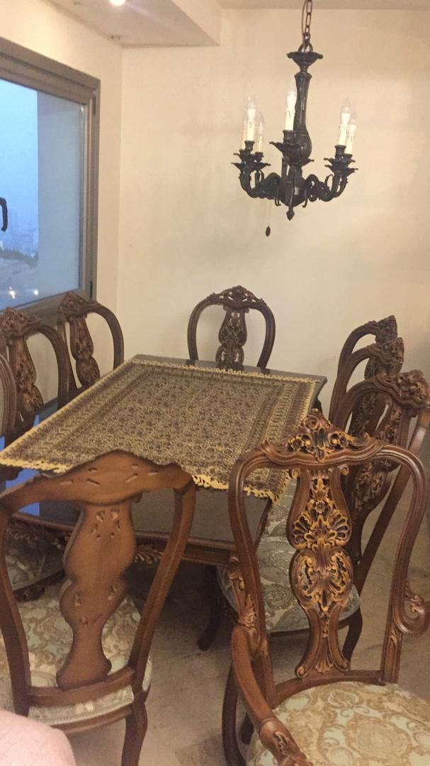 Furnished Apartment in Kooye Faraz ID 301 0