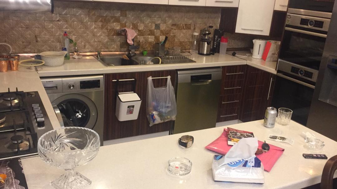Furnished Apartment in Kooye Faraz ID 301 9