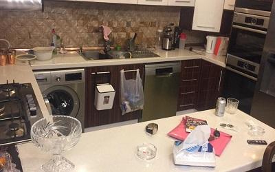 Furnished Apartment in Kooye Faraz ID 301