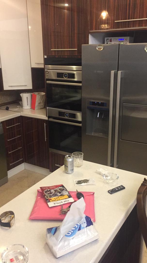 Furnished Apartment in Kooye Faraz ID 301 3