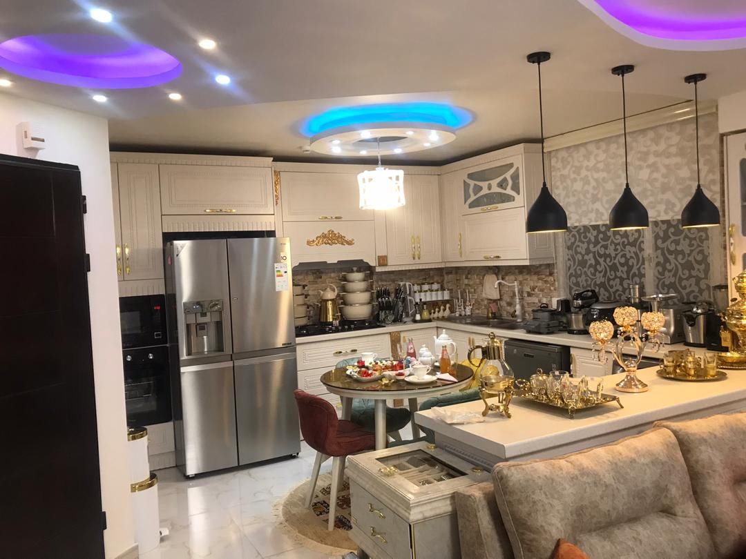Furnished Apartment in Shahrak gharb ID 303 4