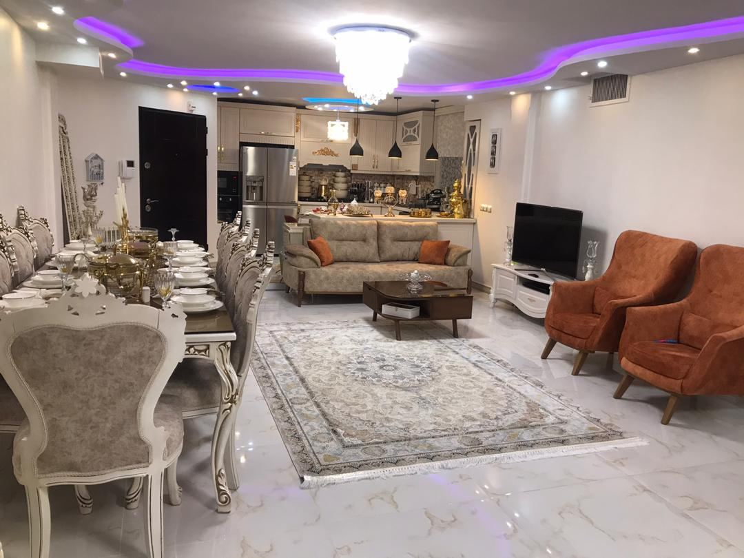 Furnished Apartment in Shahrak gharb ID 303 5