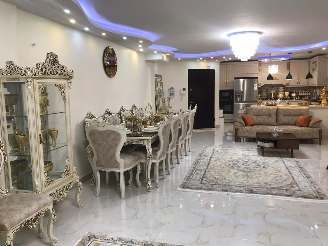 Furnished Apartment in Shahrak gharb ID 303 6