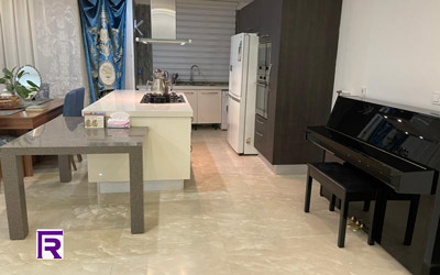 Furnished Apartment in Jordan ID 306 - a personal bicycle and a Piano!