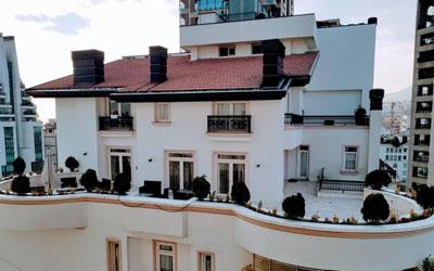 Furnished Penthouse in Mahmoodiyeh ID 313