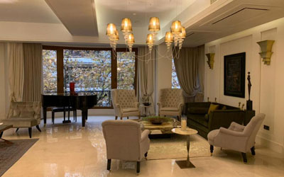 Furnished Apartment in Elahiyeh ID 323