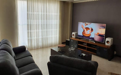 Furnished Apartment in Elahiyeh ID 337