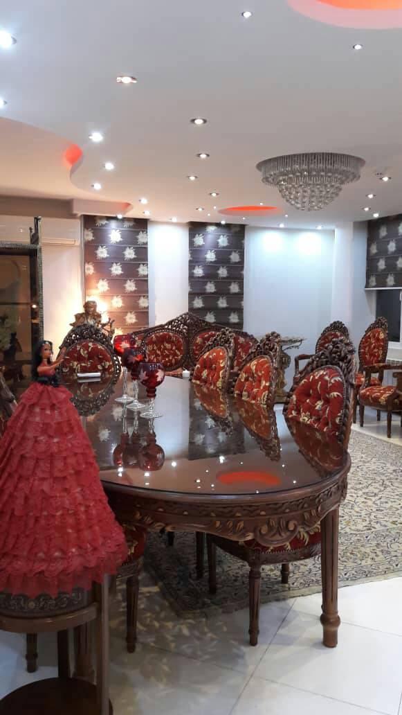 Furnished Apartment in Saadat abad ID 94 0