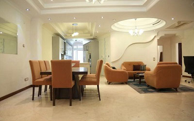 Furnished Apartment in Elahiyeh ID 18