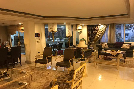Furnished Apartment in Elahiyeh ID 24