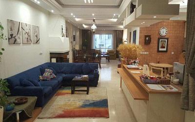 Furnished Apartment in Molla Sadra ID 51