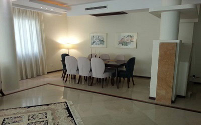 Furnished Apartment in Elahiyeh ID 61