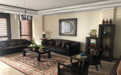 Furnished Apartment in Elahiyeh ID 121