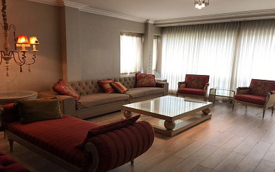 Furnished Apartment in Elahiyeh ID 75