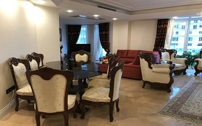 Furnished Apartment in Elahiyeh ID 89