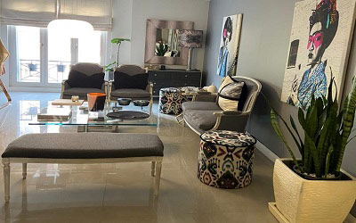 Furnished Apartment in Elahiyeh ID 90