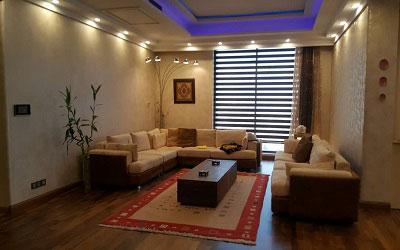 Furnished Apartment in Saadat abad ID 100