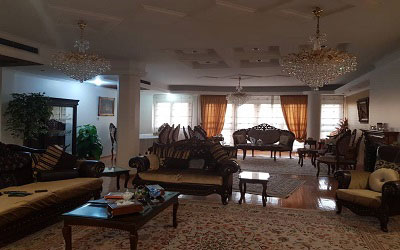 Furnished Apartment in Vanak ID 96